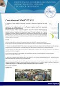 SIGASCOT NEWSLETTER n° 1 - giugno 2011 - Piccin - Page 6