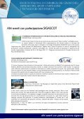 SIGASCOT NEWSLETTER n° 1 - giugno 2011 - Piccin - Page 7