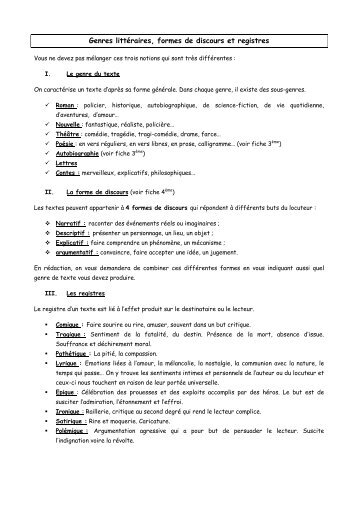Dissertation litteraire methode
