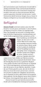 VENICE BAROQUE ORCHESTRA - Meister & Kammerkonzerte - Seite 4