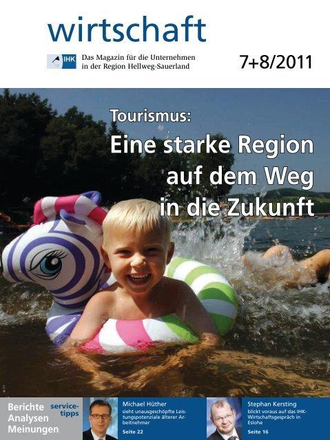 Unterwegs auf kurfürstlichen Spuren (IHK Magazin 7+8 2011)