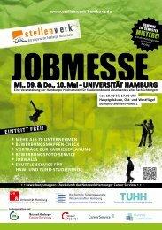 Katalog der Jobmesse (PDF) - Stellenwerk Hamburg