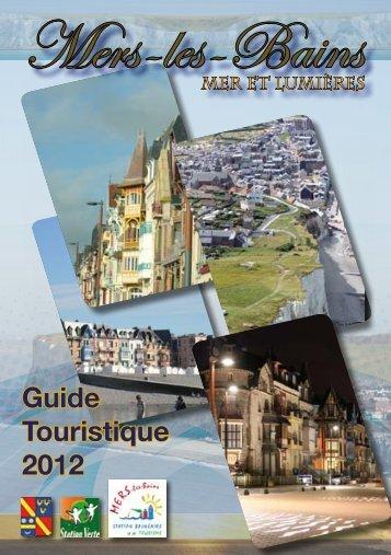 Guide touristique 2012  en PDF - Mers les bains