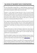 Narrabeen and Southern Swan - Office of Transport Safety ... - Page 2
