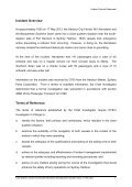 Narrabeen and Southern Swan - Office of Transport Safety ... - Page 3