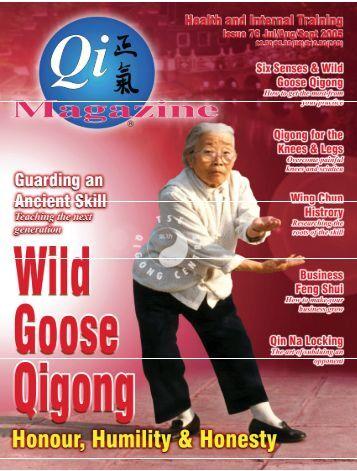 Issue 76 - Tse Qigong Centre