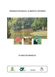 Parque Estadual Alberto Löfgren - Instituto Florestal - Governo do ...