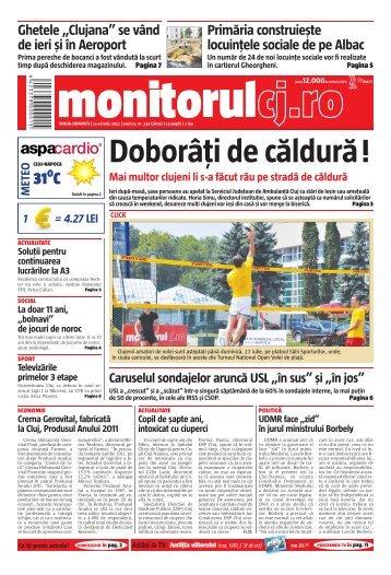 Primăria construieşte locuinţele sociale de pe ... - Monitorul de Cluj