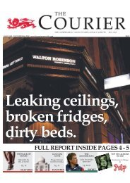 Issue 1182 - The Courier