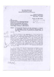 Kushinagar Airport Project Environmental Clearances Terms ...