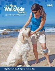 WalkAide Brochure - SPS