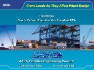 Crane Loads As They Affect Wharf Design - staging.files.cms.plus.com