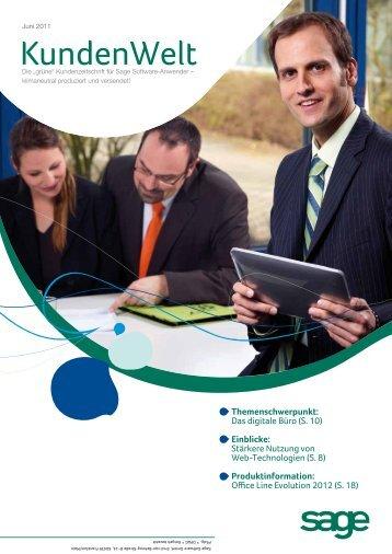 KundenWelt - Datec Hard- und Software GmbH