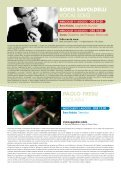 Il Tabloid del festival Time in Jazz 2010 - Page 6