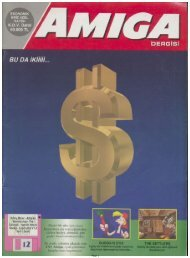 Amiga Dergisi - Sayi 12 (Mart 1993).pdf - Retro Dergi