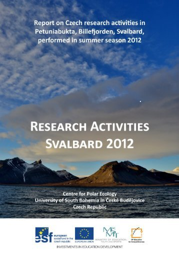 2012 - Centre for Polar Ecology