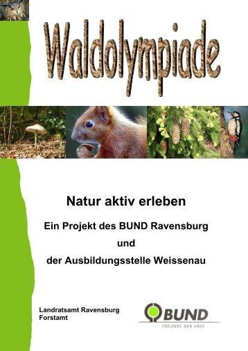 Waldolympiade Hüttenberg - BUND