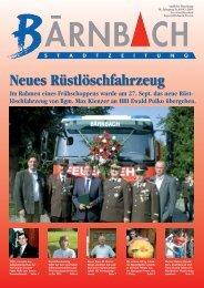 Neues Rüstlöschfahrzeug Im Rahmen eines ... - Bärnbach