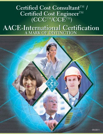 Certified Cost Consultant/Certified Cost Engineer (CCC/CCE ...
