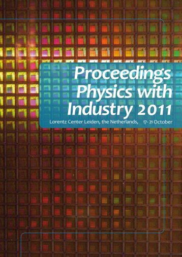 Proceedings Physics with Industry 2011
