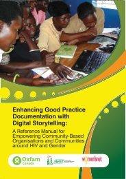 Enhancing Good Practice Documentation with Digital ... - SAfAIDS