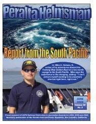 per person - Peralta Sail and Power Squadron