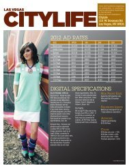 Download CityLife Rates