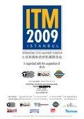 DiloGroup at ITMA ASIA+CITME 2008 - Tekstil Teknoloji - Page 7