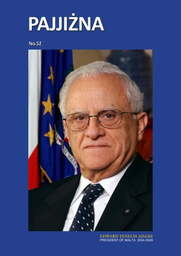 EDWARD FENECH ADAMI - Doi-archived.gov.mt