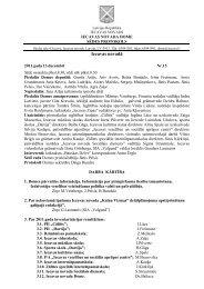 13.12.2011 Domes sēdes protokols Nr.15 - Iecavas novads