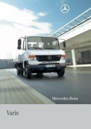 Vario - Mercedes-Benz Deutschland