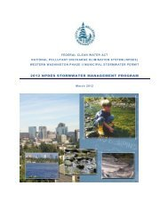 All-in-one Project Report Template - City of Bellevue