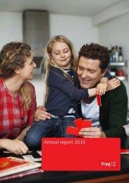 Annual report 2010 - Tryg