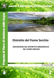 Distretto del Fiume Serchio - Autorità di Bacino del fiume Serchio