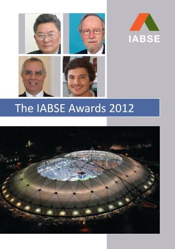 The IABSE Awards 2012 - International Association for Bridge and ...