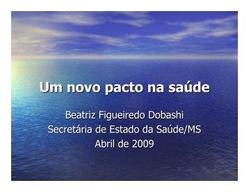 Apresentação SES Mato Grosso do Sul
