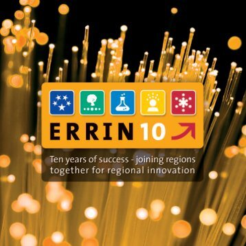 ERRIN booklet - European Commission - Europa