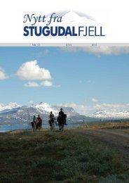 Nytt fra - Stugudal Fjell
