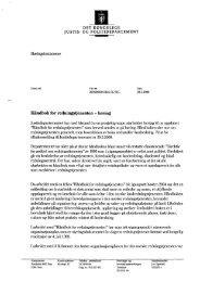 Håndbok for redningstjenesten - høring - KoKom