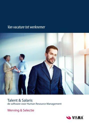 Werving & Selectie - Visma Software