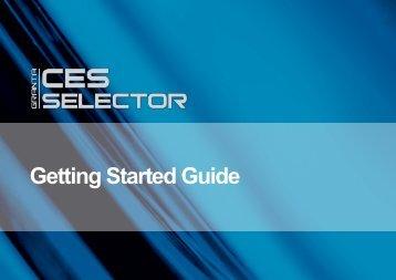 Getting Started Guide (PDF, 2.3Mb) - Granta Design