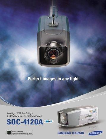 SOC-4120A