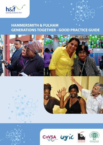 Generations Together - Good Practice Guide - Centre For ...
