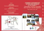 Programme Paysages et climat juin 2011 - Fédération des parcs ...