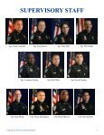 2012 Annual Report - Vero Beach Police Department - Page 5