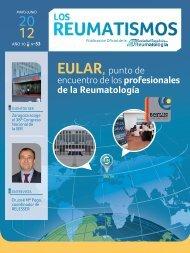 eular - Sociedad Española de Reumatología