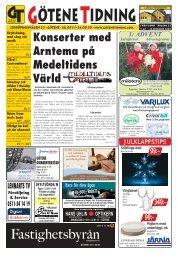V. 48 - Götene Tidning