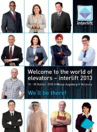 zum Download - Interlift