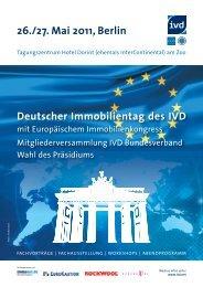 Deutscher Immobilientag des IVD - ED Computer & Design GmbH ...