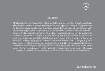 S-Class - Mercedes-Benz